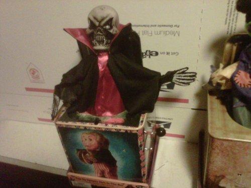 Pop-u (Halloween Jack In The Box)