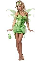 California Costumes Eye Candy Womens Tinkerbell Fairy Costume Medium (8-10)