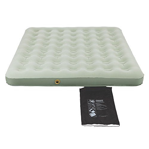 Coleman QuickBed Single High Airbed - King (Coleman Camping Air Bed compare prices)