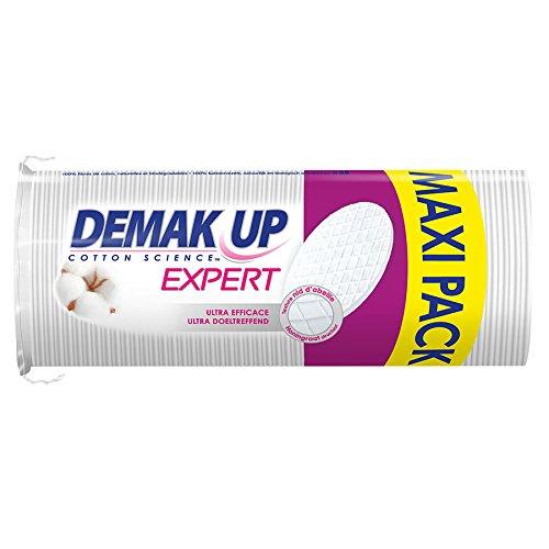 Demak' Up Expert Set di 68Dischetti Struccanti ovale Maxi-Set di 4
