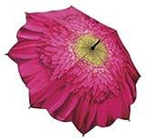 Galleria-Big-Flower-Auto-Open-Stick-Umbrella---Gerbera-Daisy