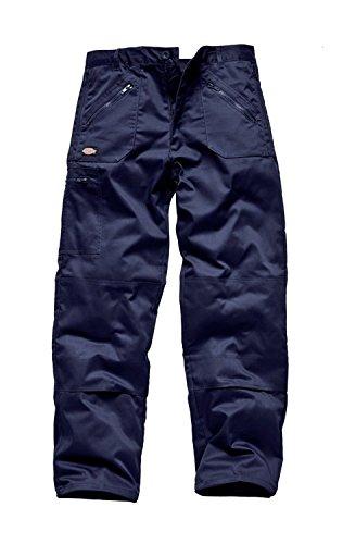 Mens Azione di Dickies Workwear pantaloni pantaloni Navy 58 Corto