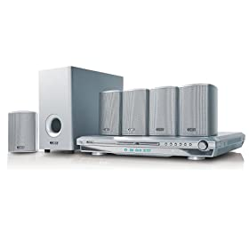 Coby DVD-937 5.1 Channel DVD Player/Receiver Home Theater Speaker System