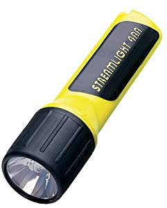 Streamlight 68202 4-AA Battery 7-LED Flashlight, Yellow