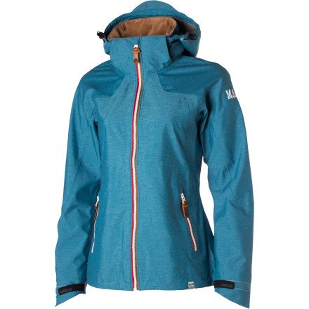 Image of Maloja TheaM. Jacket - Women's (B008MO0M04)