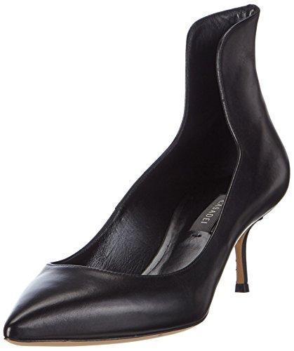 Casadei1FG16 - Scarpe col tacco donna , Nero (Nero (Nero)), 37