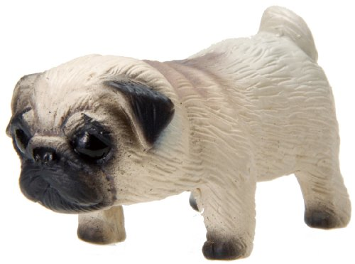 minimal Zoo じゃれ犬 パグ