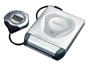 Casio XG-3B Portable Minidisc Player