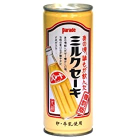 宝積飲料 パレードミルクセーキ 245ml×30本