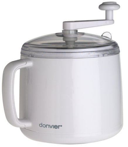 Donvier 1-Quart Ice Cream Maker