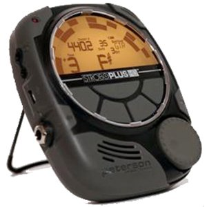 Peterson SP-1 StroboPlus HD Programmable Strobe Tuner