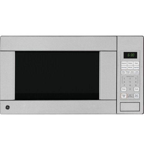 GE JES1142SPSS 1.1 Cu. Ft. Stainless Steel Countertop Microwave