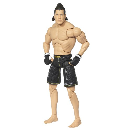 Deluxe UFC Figure Series #1 Evan