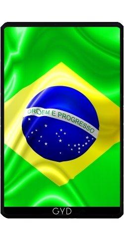 funda-para-kindle-fire-7-pouces-2012-version-bandera-que-agita-del-brasil-tela-de-seda-by-bluedarkar