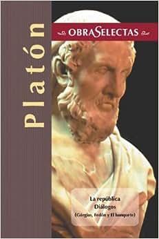 Platon (Obras selectas series) (Spanish Edition) (Spanish)