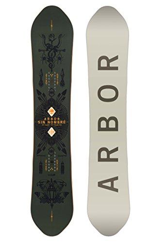 Arbor-Planche-De-Snowboard-Homme-Sin-Nombre-Tailleone-Size