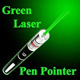Party Green Laser Pointer Beam Pen With Disco Light High For DJ Disco DIY Crafts