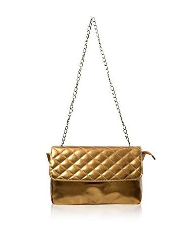 Carla Belotti Borsa A Spalla Handbag Brittany Taupe [Bronzo]