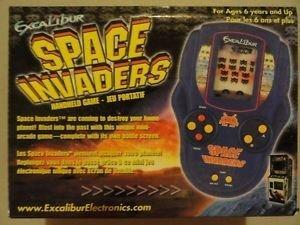 Excalibur Space Invaders Platinum
