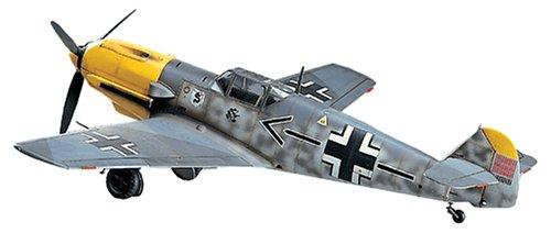 Hasegawa 1:32 - (08051) Messerschmitt Bf109E - H-ST01