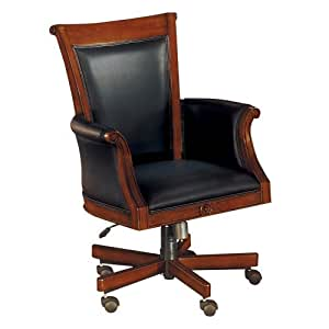 Dmi Furniture Leather High Back Chair Adjustable Home Desk Chairs