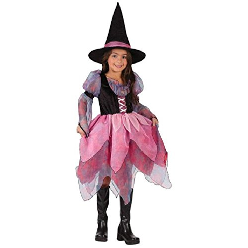 Toddler Wonderful Witch Costume (Size:Small 2T)