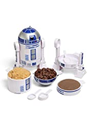 1 X Exclusive Star Wars R2-D2 Measuring Cup Set - Limited Edition