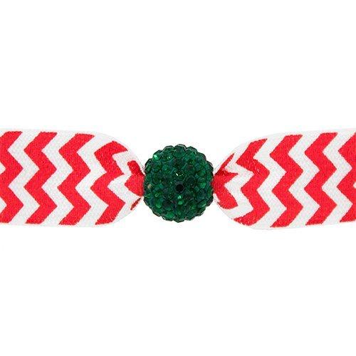 crystal-bead-emi-jay-capelli-cravatte-chevron-rosso-bianco-con-smeraldo-bead