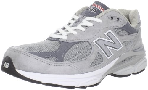 New Balance Women's W990 Running Shoe,Grey,8 D US