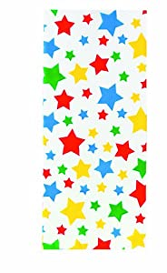 Wilton Colorful Stars Party Bags, 20-Pack