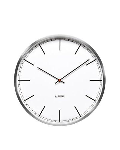 LEFF Amsterdam Reloj De Pared One25 Blanco