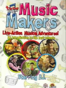 Tune Buddies Music Makers: An Introduction to the Instruments (DVD)