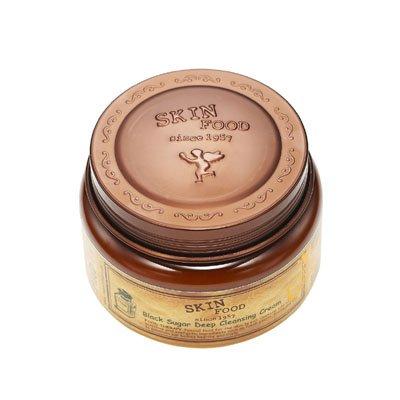SKIN FOOD スキンフード ブラックシュガー ディープクレンジングクリーム Black Sugar Deep Cleansing Cream
