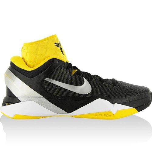 Nike Zoom Kobe VII Supreme System Hallenschuhe , Farbe:schwarz;Größe:40.5