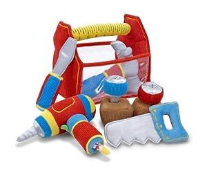 Melissa & Doug - 13038 - Loisir Créatif - Boîte à outils à remplir et déverser
