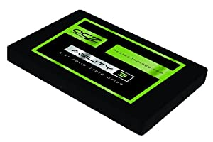 OCZTechnology 240GB Agility 3 Series SATA 6Gb/s  2.5-Inch Midrange Performance Solid State Drive (SSD) with Max 525MB/s Read and Max 85K IOPS- AGT3-25SAT3-240G