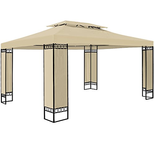 Best Price 3x4meters Gazebo Marquee Gazebo Garden Event Party Tent ...