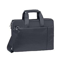 RivaCase 8221 Bag for 13.3-inch Laptop (Black)