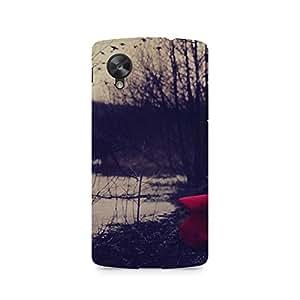 TAZindia Designer Printed Hard Back Case Mobile Cover For LG Nexus 5
