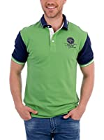 BLUE COAST YACHTING Polo (Verde)