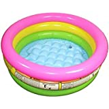 Param Intex Sunset Glow Baby Pool, Multi Color