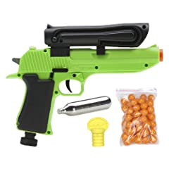 Buy JT US-50 Semi Auto 0.50-Calibre Paintball Marker, Green by JT