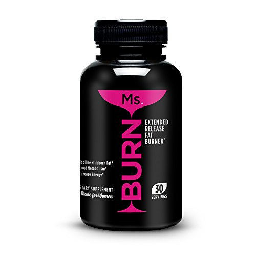 Ms. Burn Best Weight Loss Fat Burner For Women (Oxy Fat Burner compare prices)