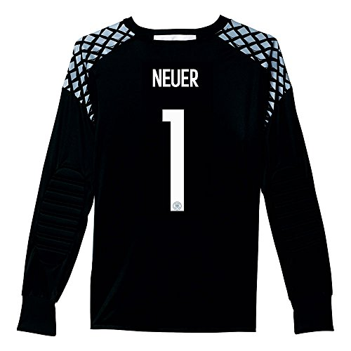 adidas onore16 torwart trikot 2016 manuel neuer 1 kinder. Black Bedroom Furniture Sets. Home Design Ideas