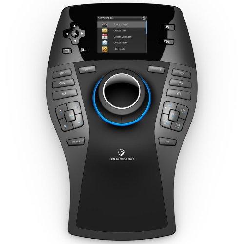 3Dconnexion 3Dx-700036 Spacepilot Pro 3D Mouse front-166468