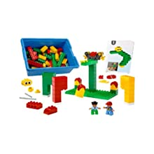 LEGO Education DUPLO Basic Structures Set 779660 (107 Pieces)