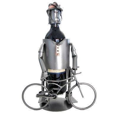 Bike Mountain Wine Bottle Holder