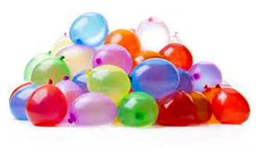 myLife Multi Colored – Flexible Latex Rubber (100 Count Pack – Standard Size) Water Bomb Grenade Balloons (Makes Staying Cool This Summer Super Easy)