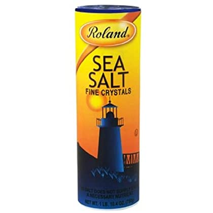 Roland Fine Crystal Sea Salt, 26.5-Ounce (Pack of 12) coupon codes 2015