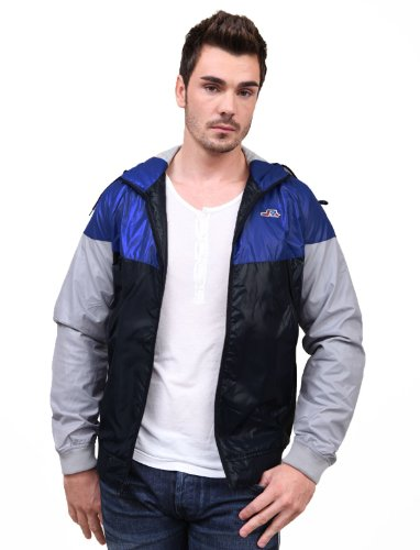 Japan Rags Scoop Straight Blue Man Jackets-coats Men - Xl